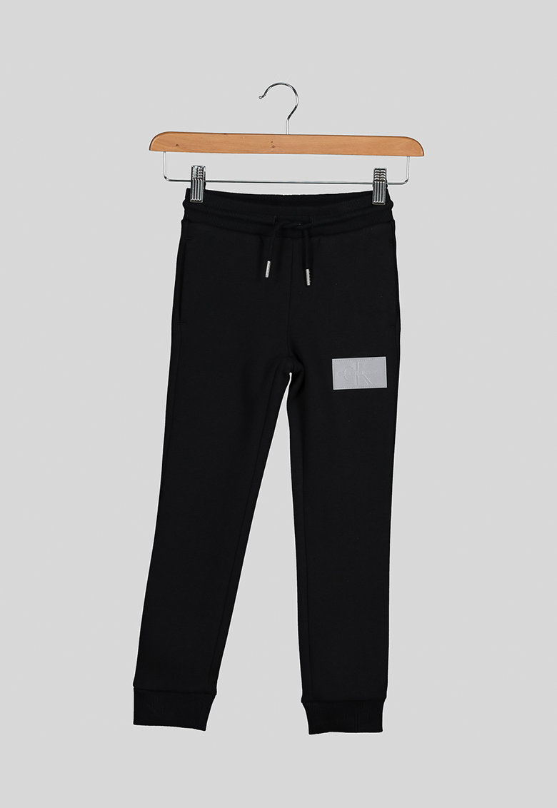 Pantaloni sport din amestec de bumbac organic