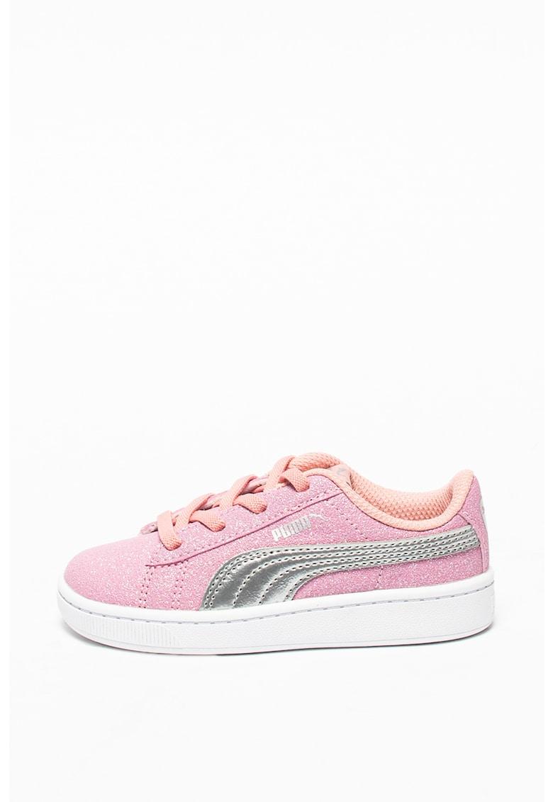 Pantofi sport stralucitori Vikky V2 Glitz imagine