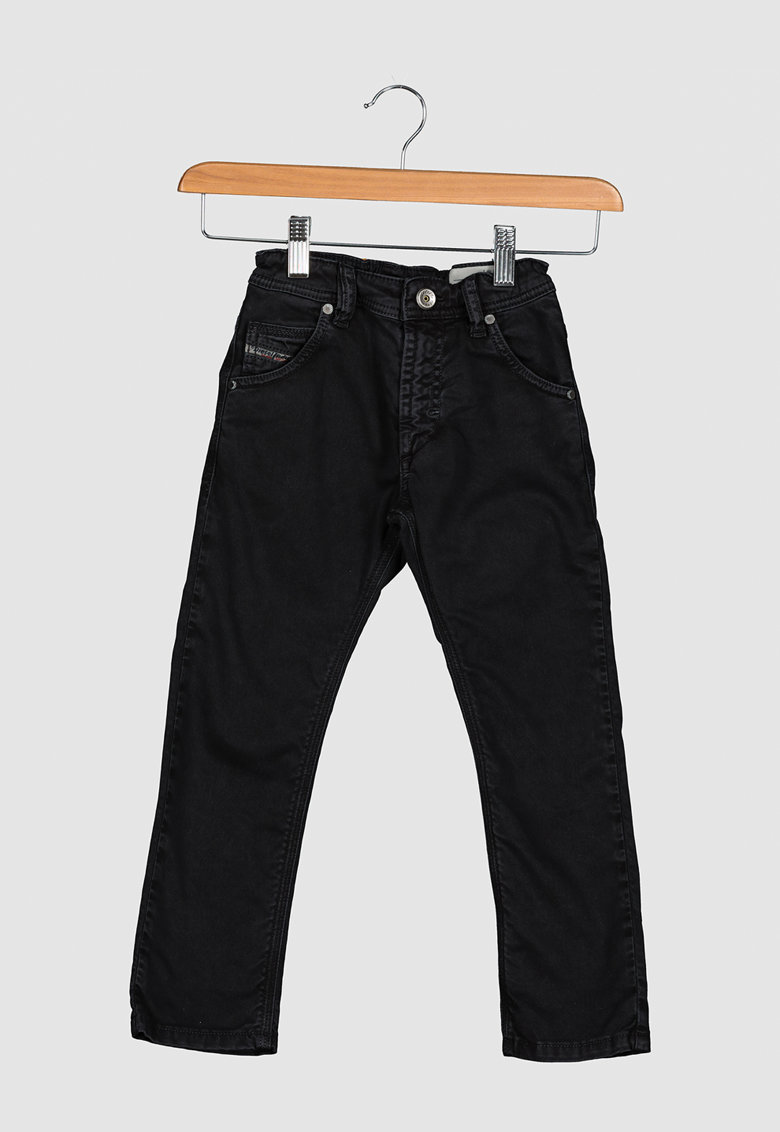 Pantaloni cu croiala dreapta de la Diesel