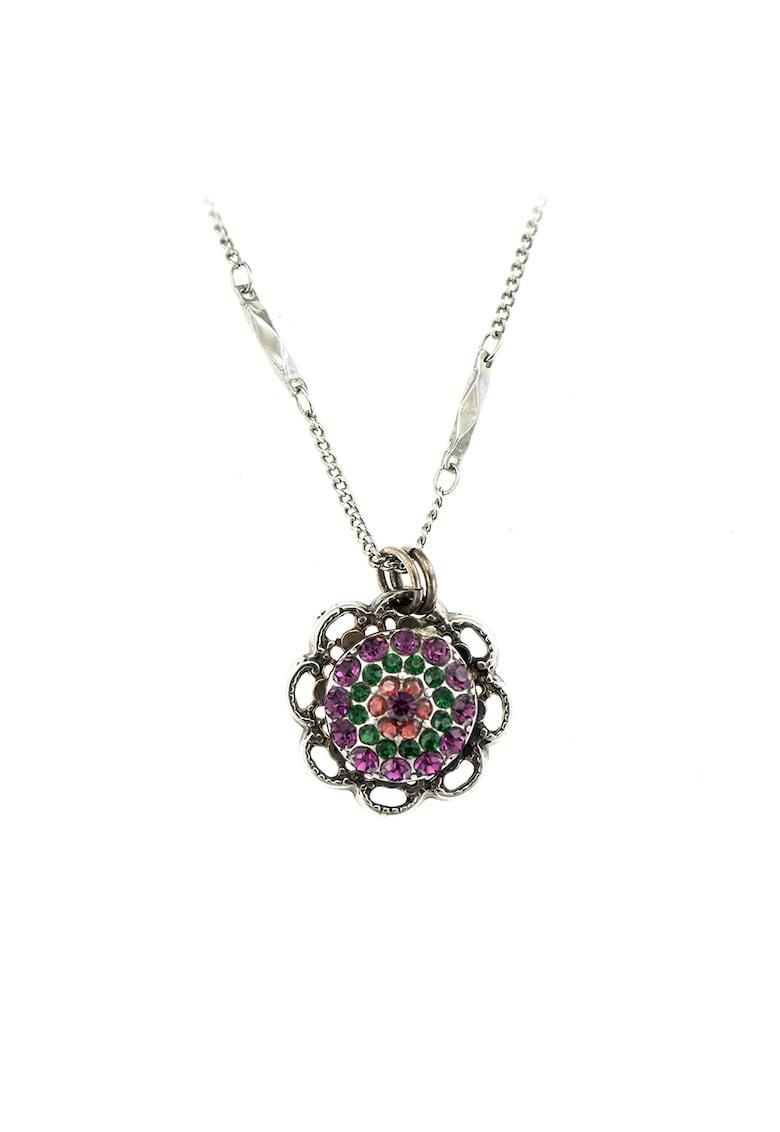 Roxannes - Mariana Jewellery Colier placat cu argint 925 si decorat cu cristale Swarovski