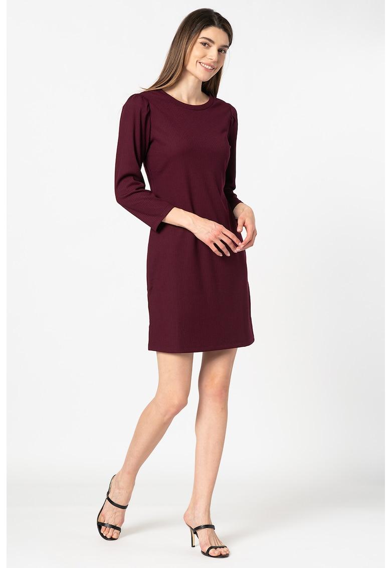 Rochie mini cu striatii