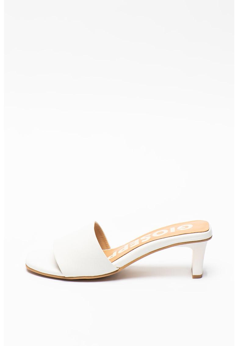 Sandale slip-on de piele Marengo