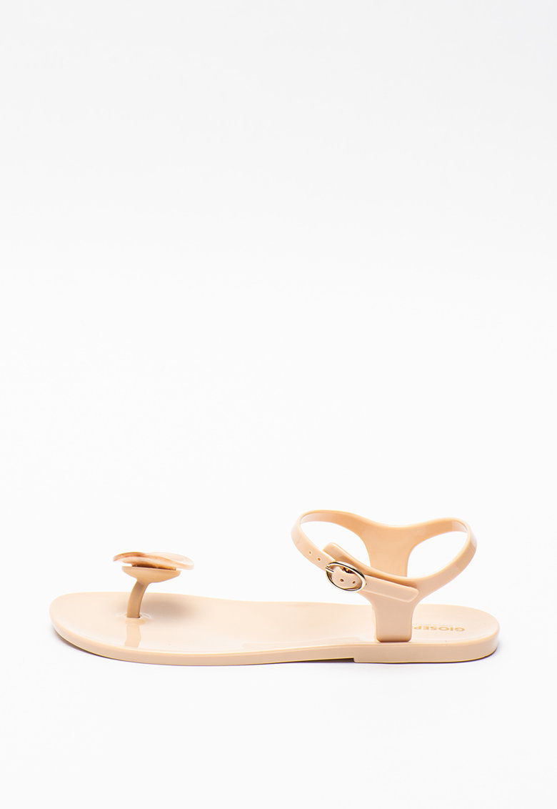 Sandale de cauciuc cu bareta separatoare Arbor Gioseppo fashiondays.ro