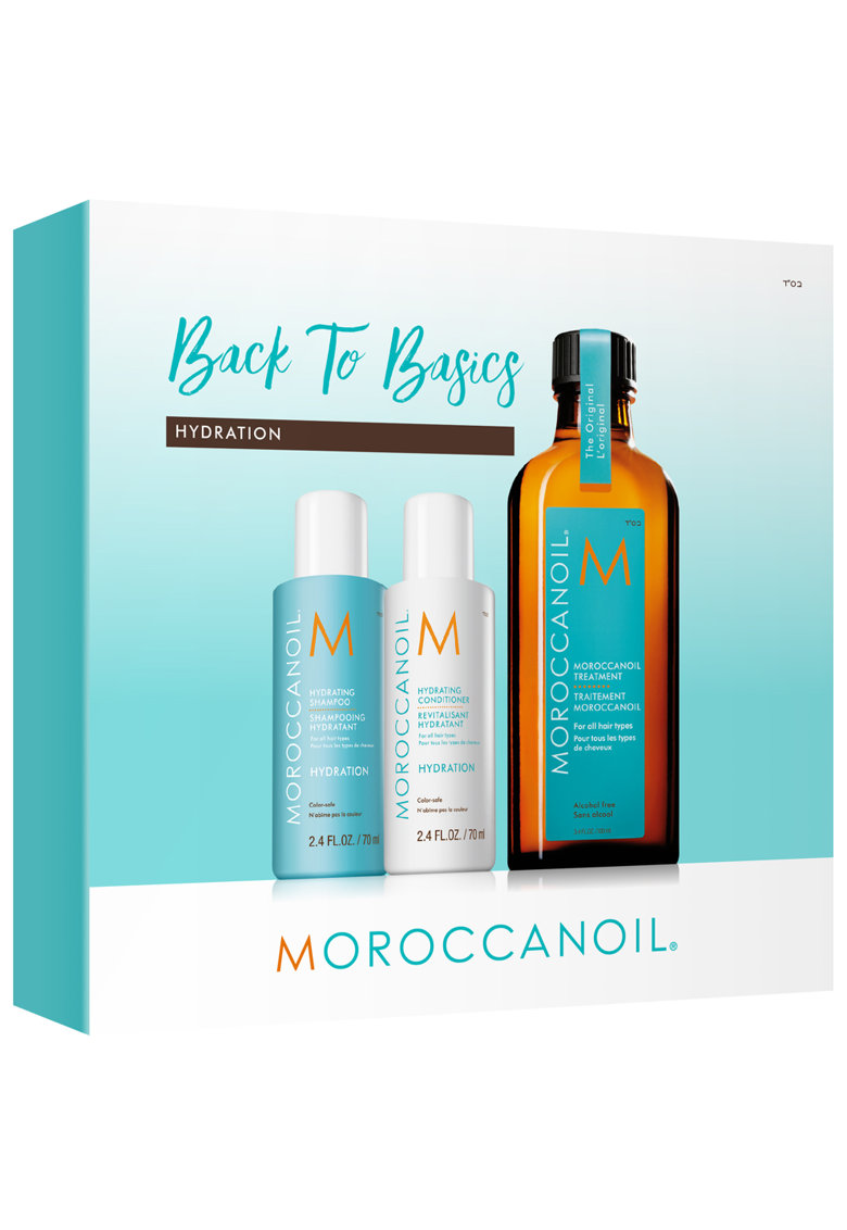 Pachet promo  Hydrating de la Moroccanoil