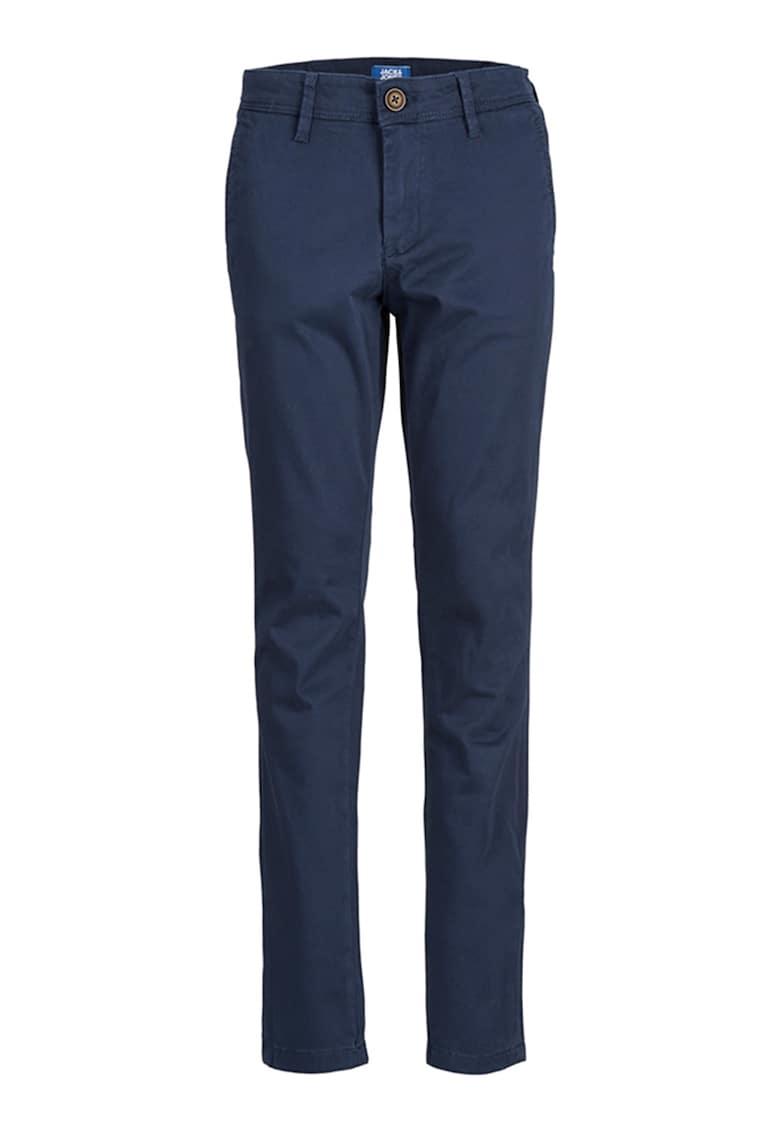Pantaloni chino slim fit poza fashiondays