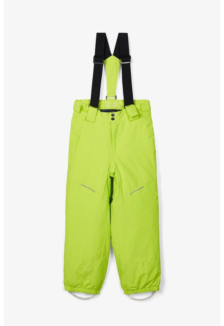 Pantaloni impermeabili cu vatelina - pentru ski NAME IT fashiondays.ro