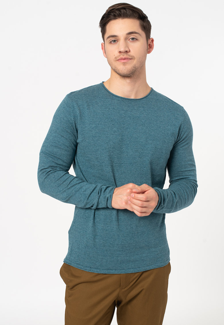 Jack & Jones - Pulover tricotat fin