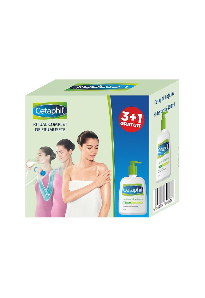 Cetaphil Pachet 4 x  Lotiune hidratanta - 460 ml