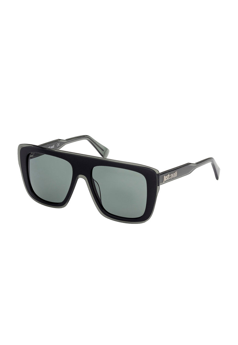 Ochelari de soare shield unisex imagine fashiondays.ro JUST CAVALLI