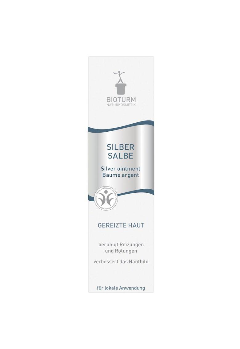 Unguent de argint  pentru piele cu probleme - 50 ml