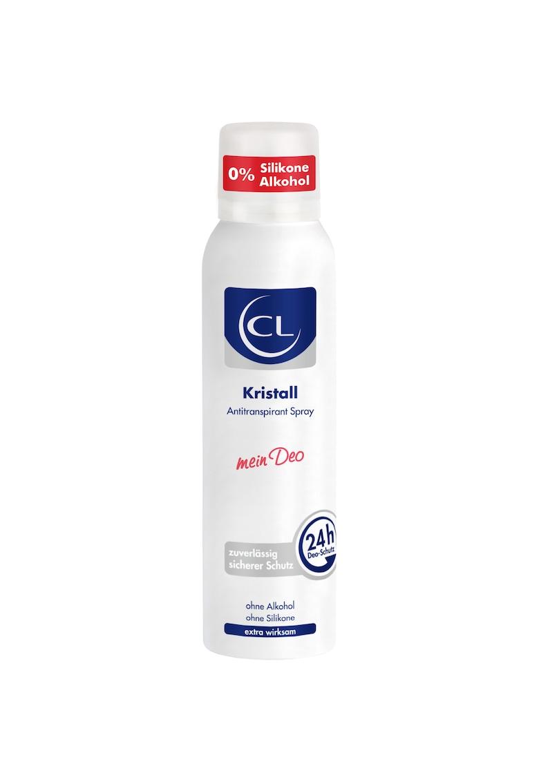 Deodorant spray aerosol CL Kristall - 150 ml de la CL Cosmetics