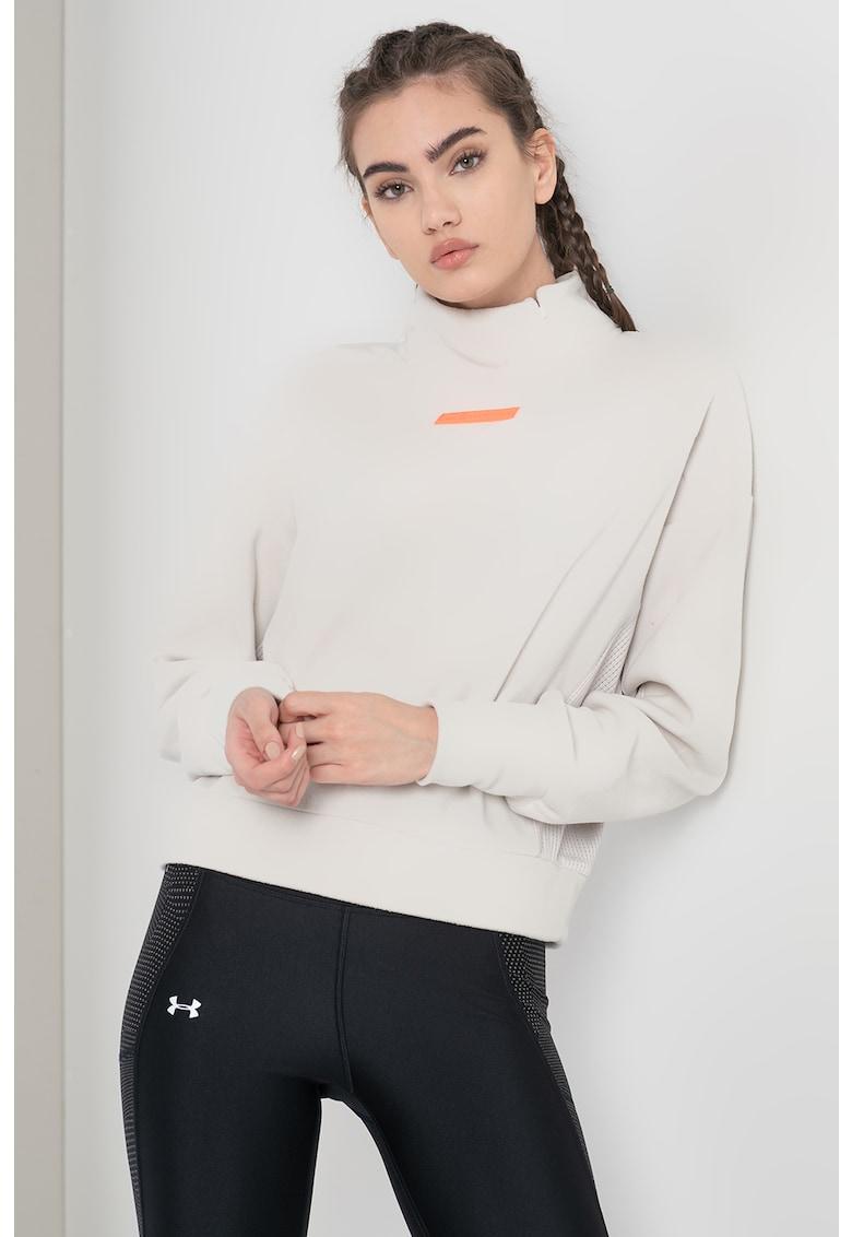 Bluza din fleece cu maneci raglan - pentru antrenament Polar imagine