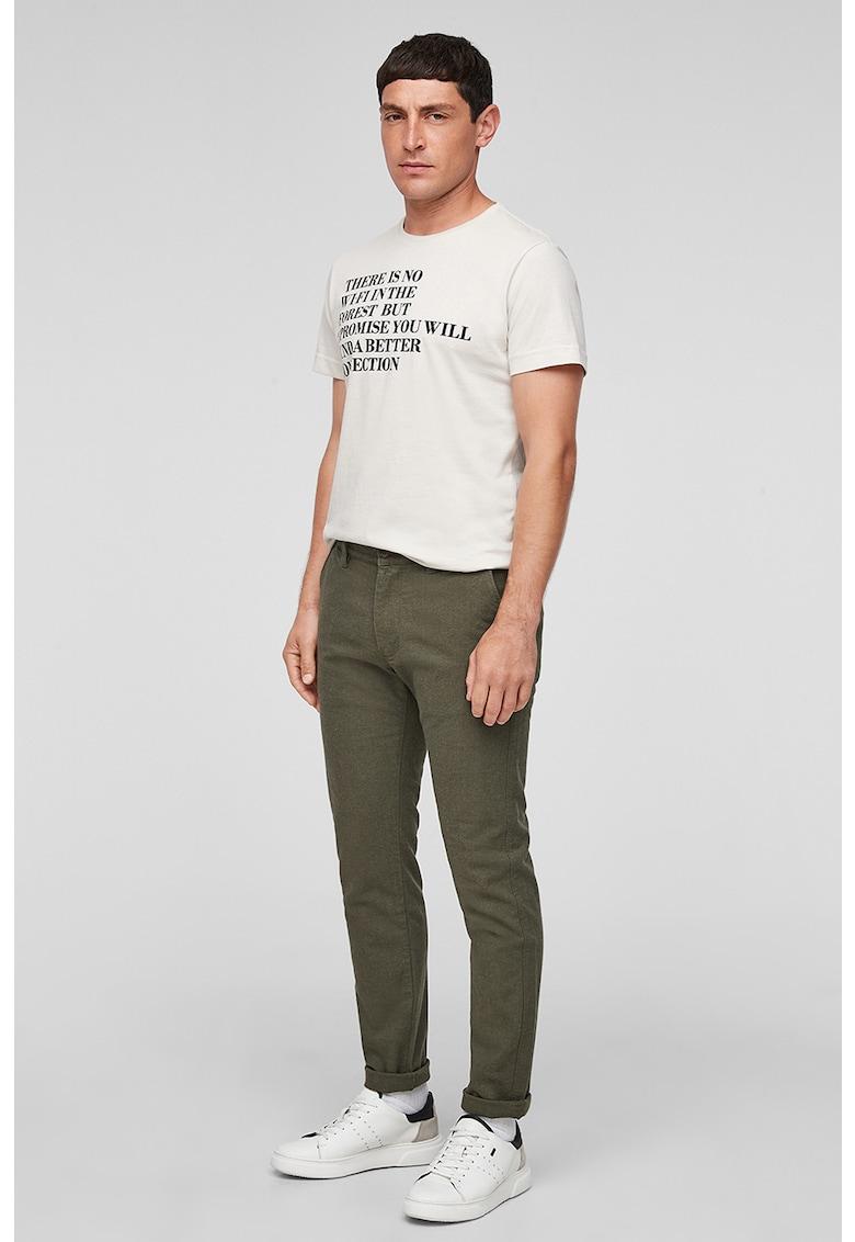 Pantaloni slim fit Austin s.Oliver fashiondays.ro