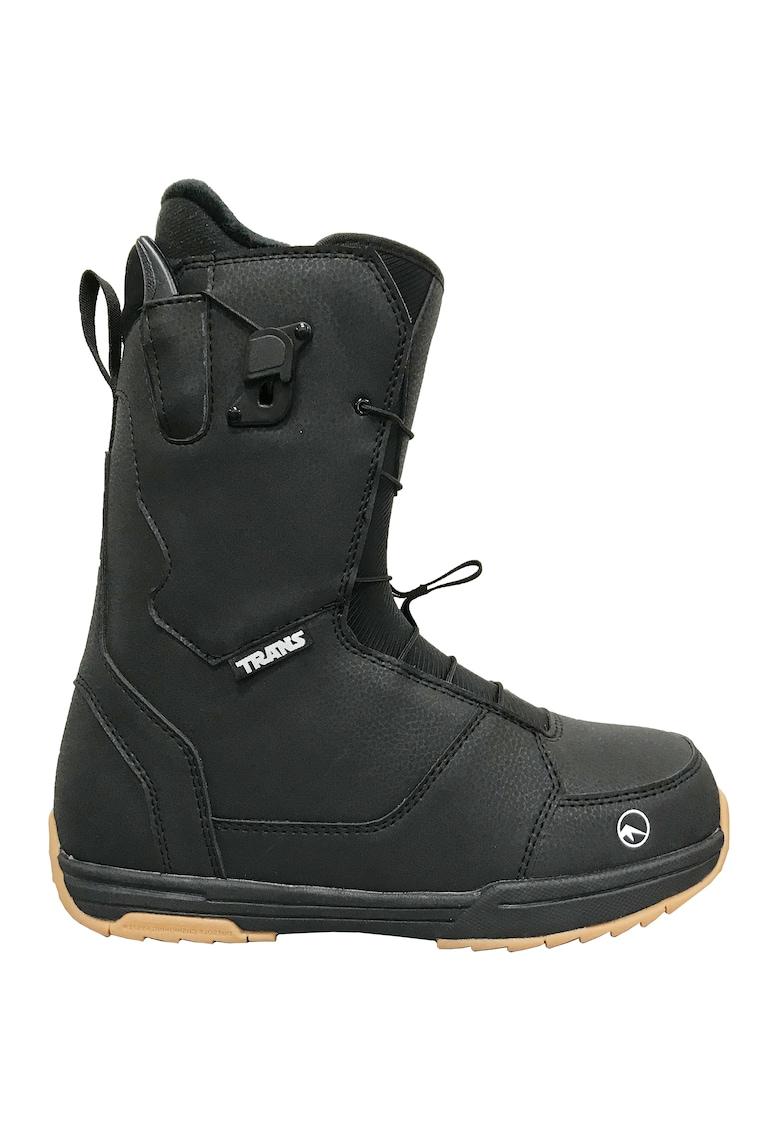 Ghete snowboard Team -Barbati -Negru