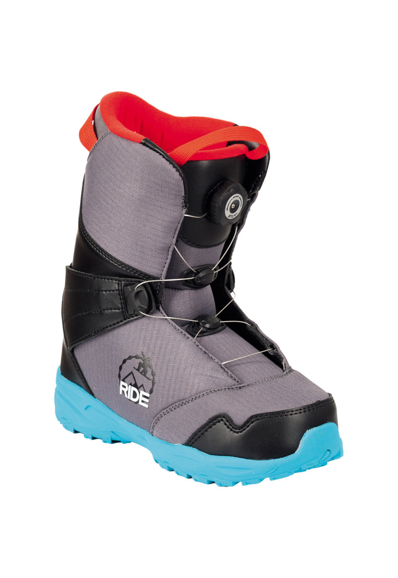 Ghete snowboard Atop -Copii -Albastru