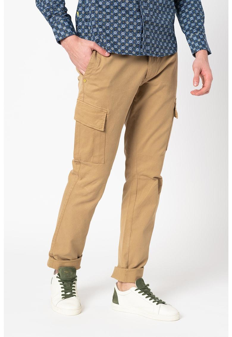 Pantaloni cargo slim fit Buller