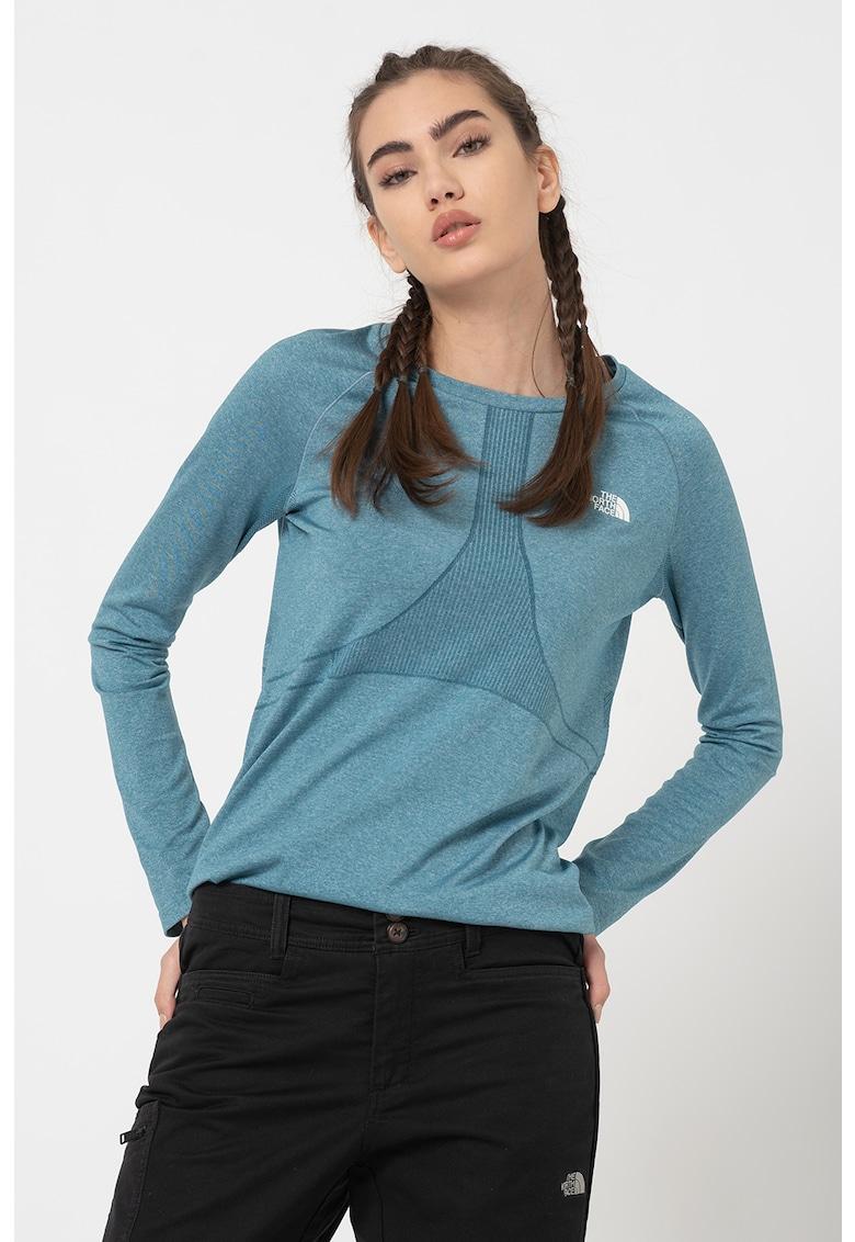 Bluza cu logo pentru drumetii Faster poza fashiondays