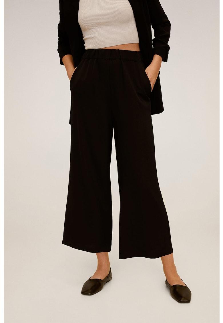 Pantaloni culotte cu talie inalta - elastica Horse