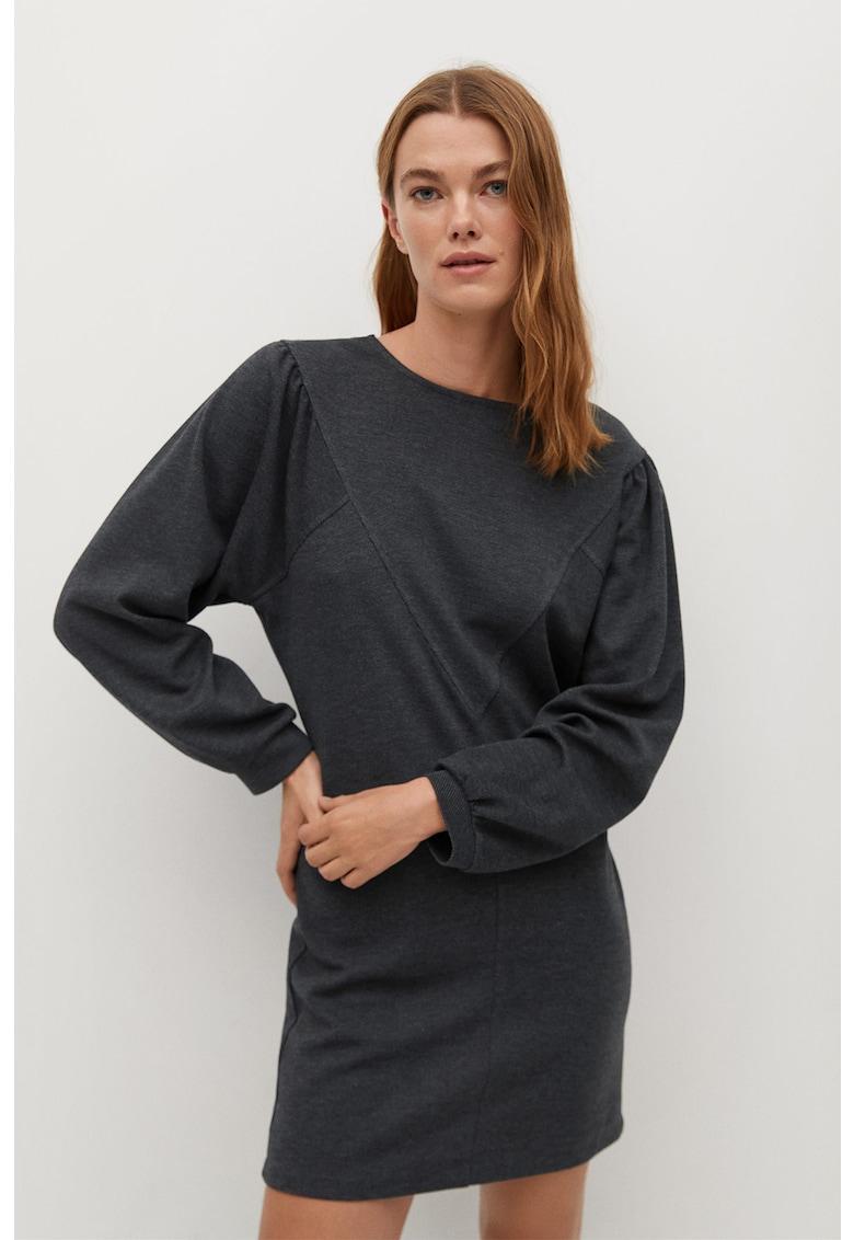Rochie mini tricotata fin Sire poza fashiondays
