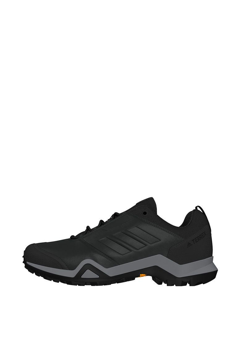 Pantofi de piele pentru trekking Terrex Brushwood