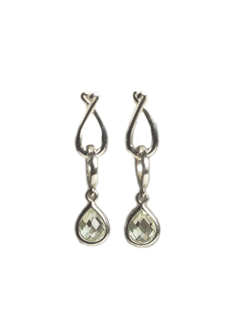 Christina JewelryWatches Cercei drop din argint veritabil 925