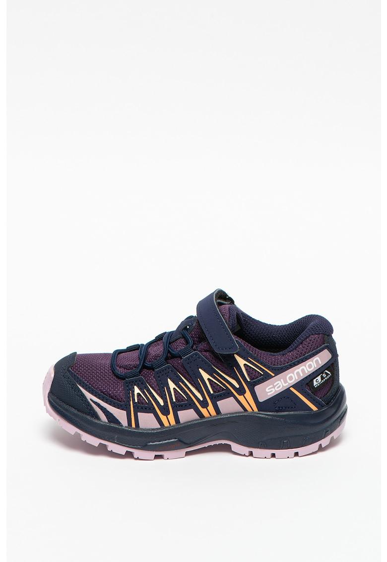 Pantofi impermeabili cu banda velcro pentru drumetii XA Pro