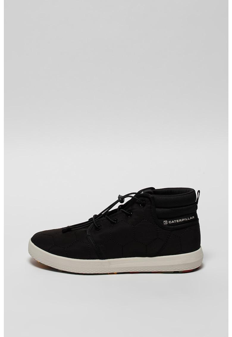 Pantofi sport mid-cut unisex din material textil Scout
