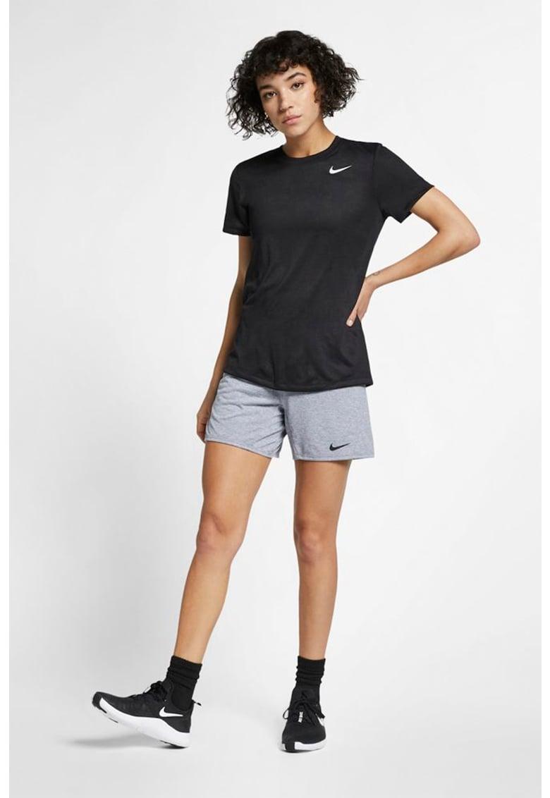 Tricou cu tehnologie Dri-FIT si logo - pentru fitness imagine
