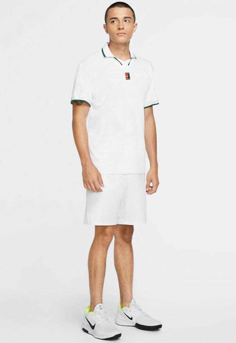 Tricou pentru tenis Court Breathe Slam imagine