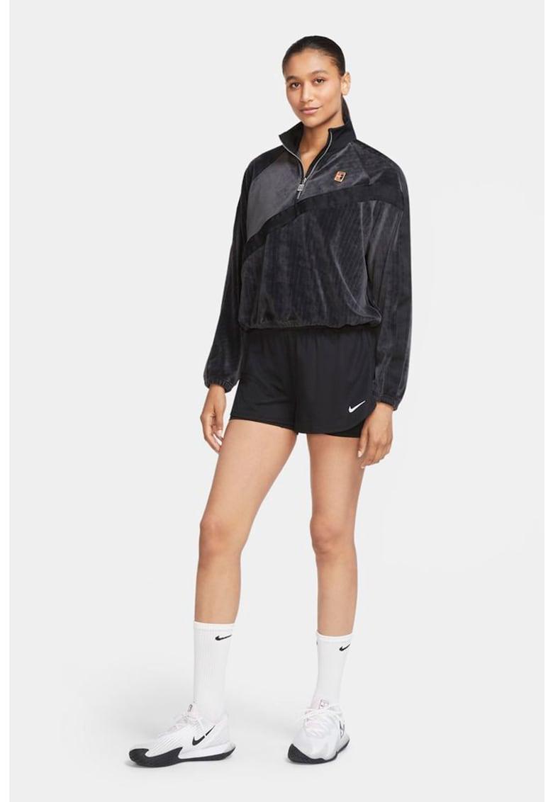 Court - Bluza catifelata pentru tenis