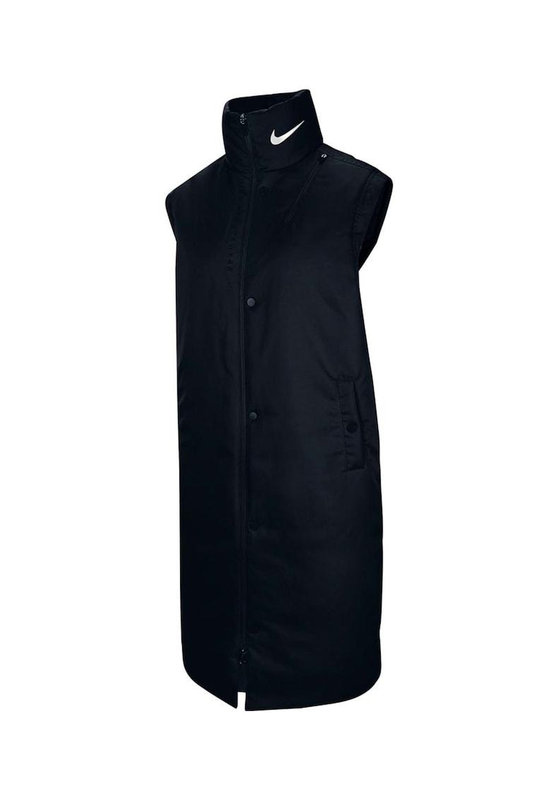 Vesta lunga cu vatelina Sportswear imagine