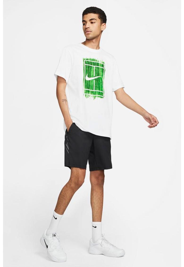 Tricou cu tehnologie Dri-Fit pentru tenis Court imagine