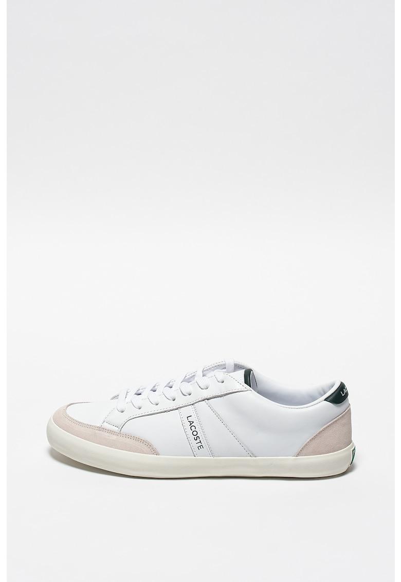Pantofi sport cu garnituri de piele intoarsa Coupole poza fashiondays