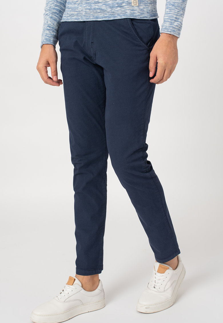 Pantaloni drepti cu buzunare imagine