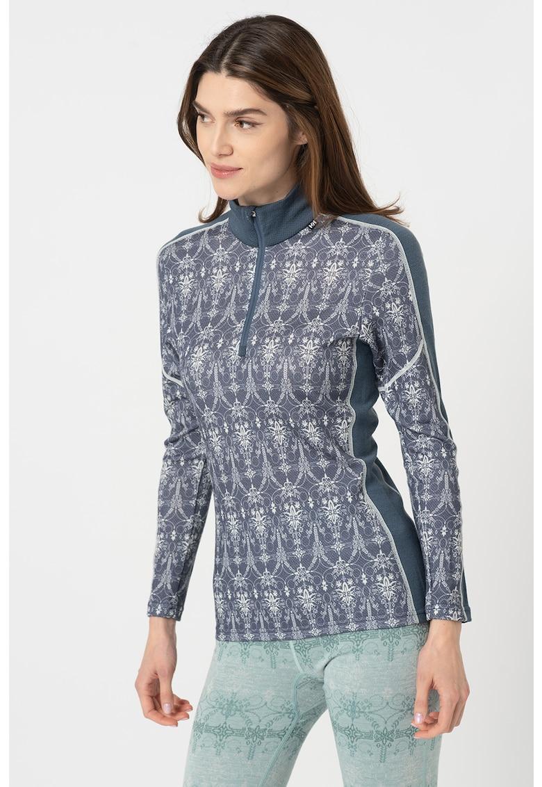 Helly Hansen Bluza termica de lana merino - pentru ski Lifa