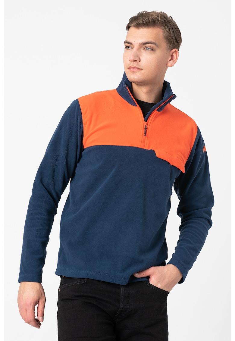 Bluza din fleece cu fenta cu fermoar - pentru ski imagine