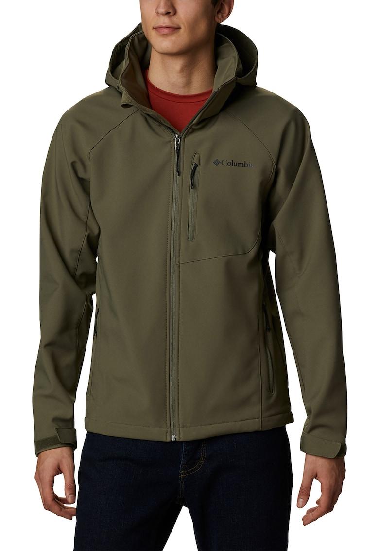 Jacheta cu tehnologie Softshell pentru drumetii Cascade Ridge II
