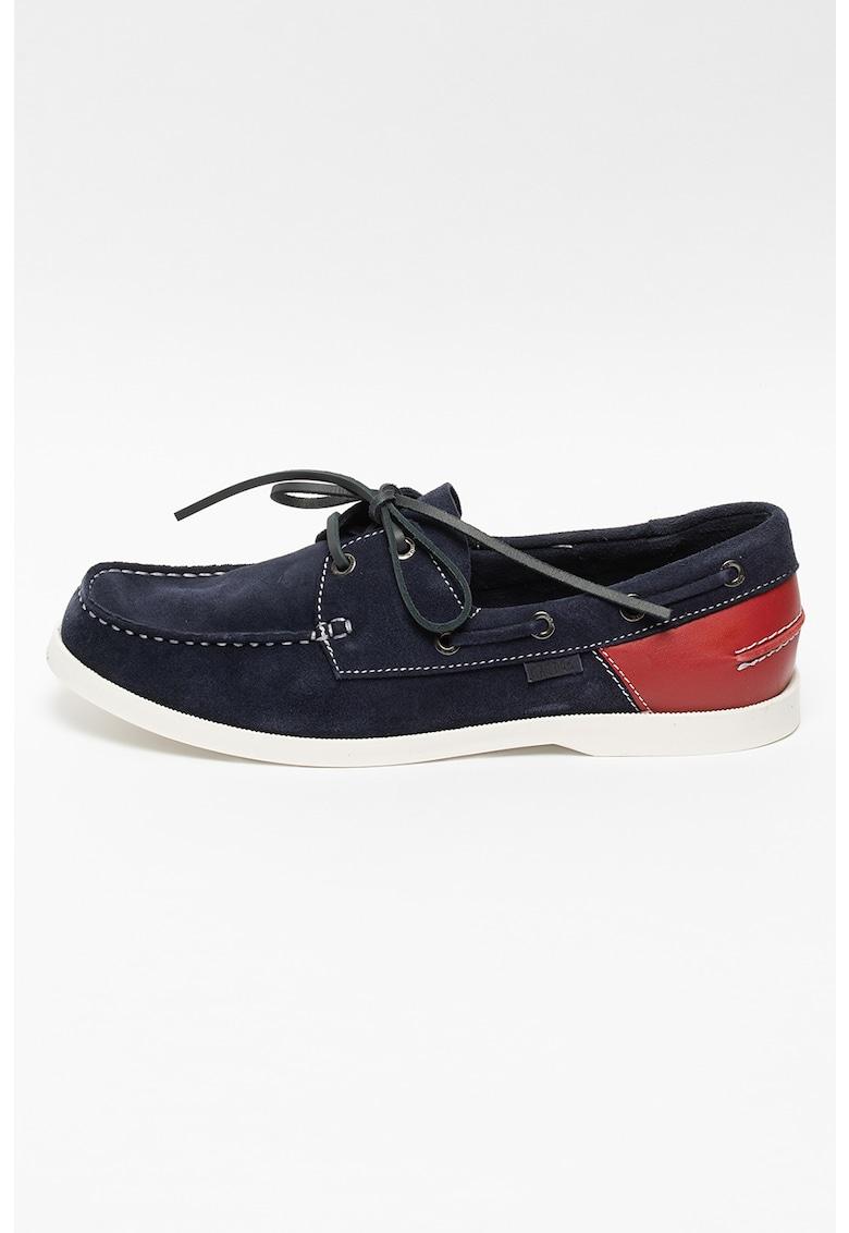 Pantofi loafer de piele imagine fashiondays.ro 2021