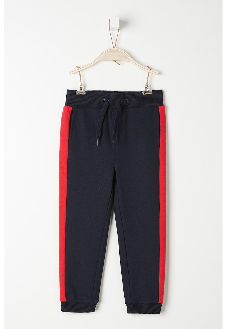 Pantaloni sport cu snur in talie imagine