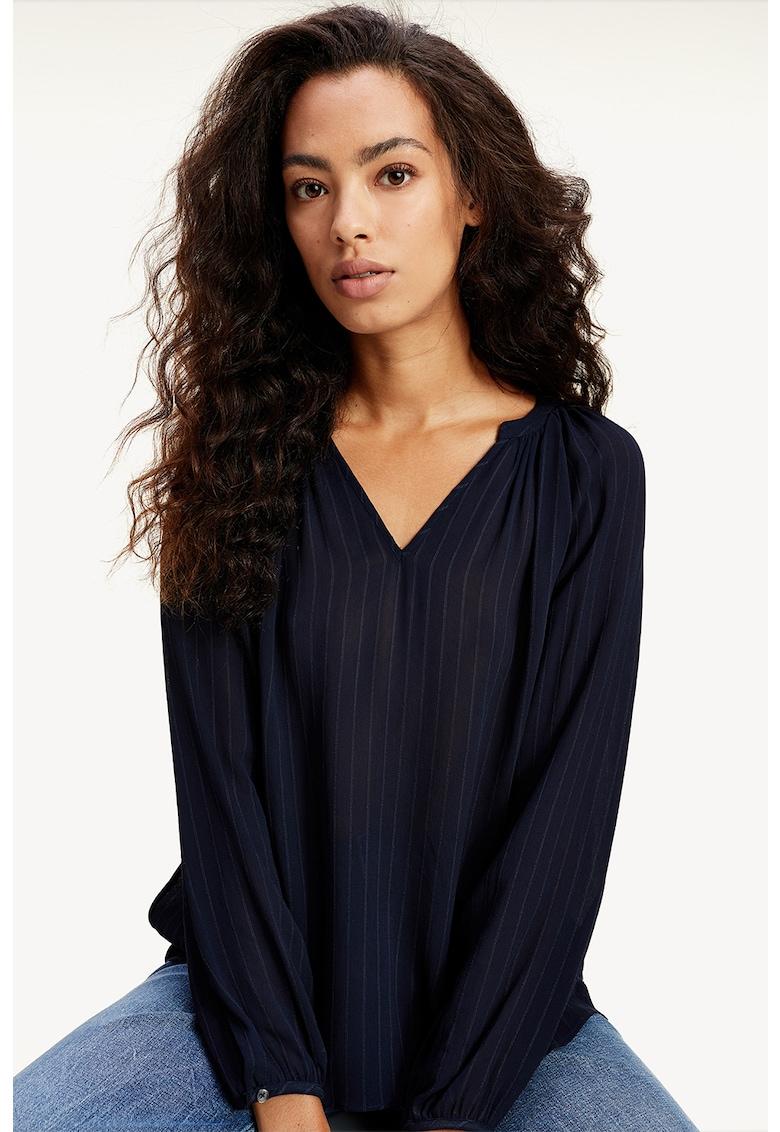 Bluza tip tunica in dungi imagine