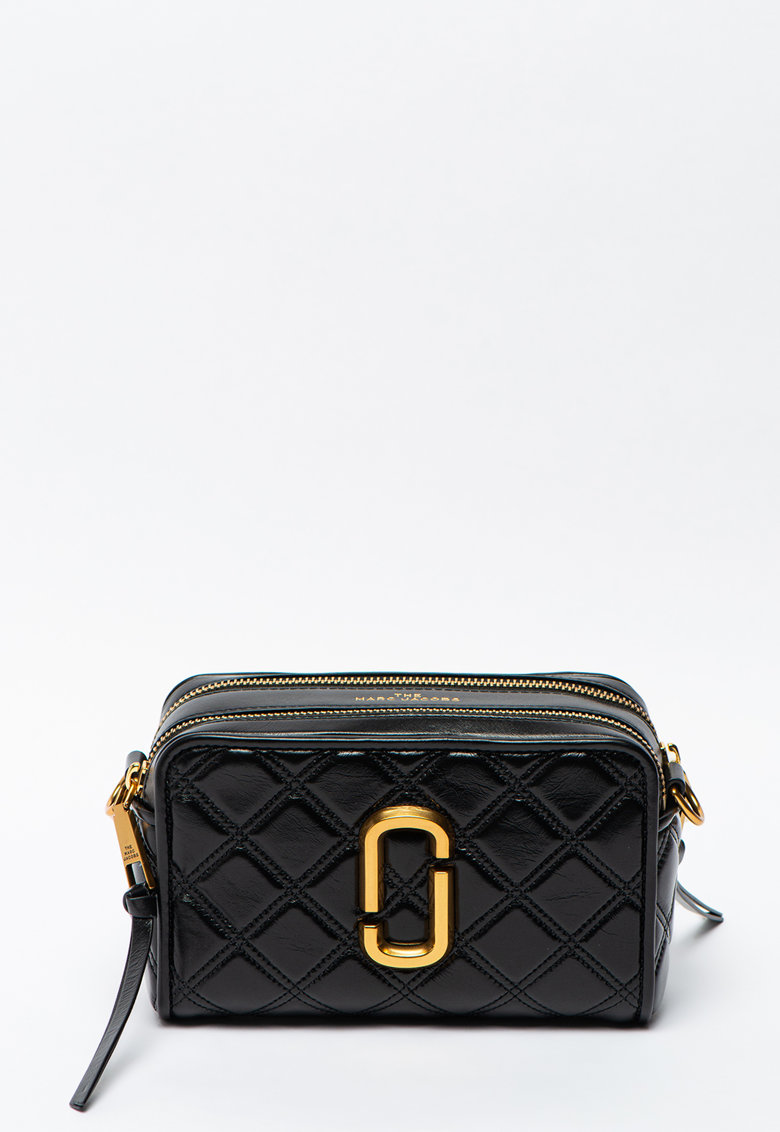 Geanta crossbody din piele The Quilted Softshot 21