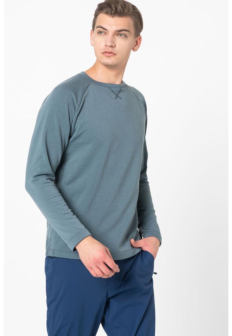 Bluza cu decolteu la baza gatului pentru drumetii imagine