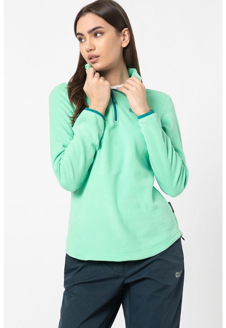 Bluza din material fleece pentru drumetii Echo imagine