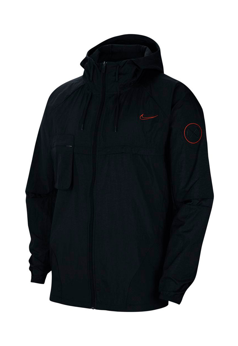 Jacheta cu gluga pentru fitness