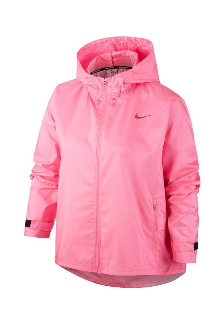 Jacheta cu gluga - pentru alergare Essential