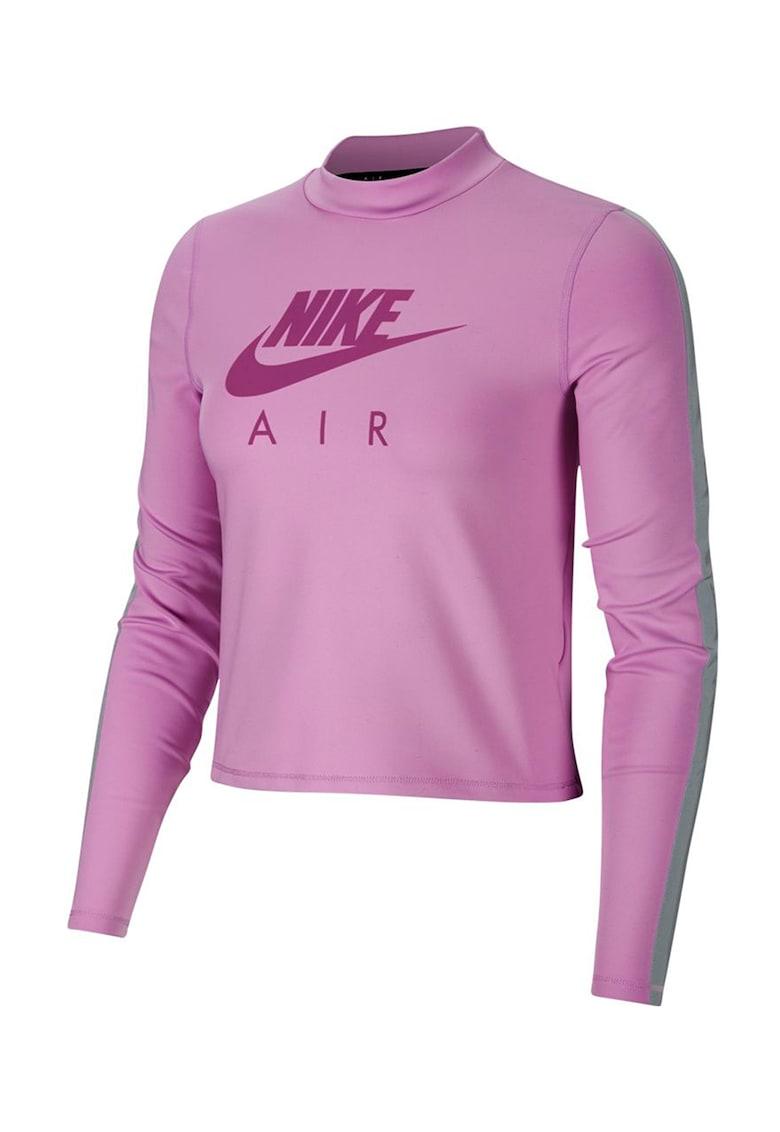 Bluza cu imprimeu logo Air Running