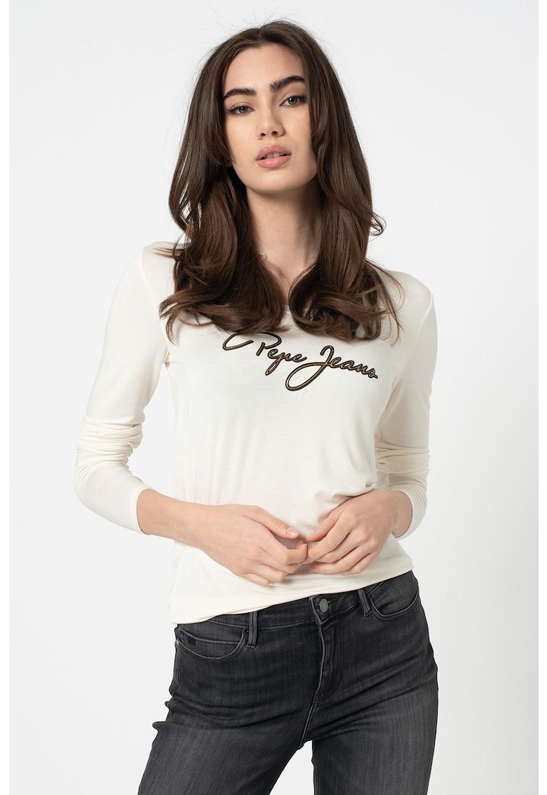 Bluza cu logo Mara imagine promotie