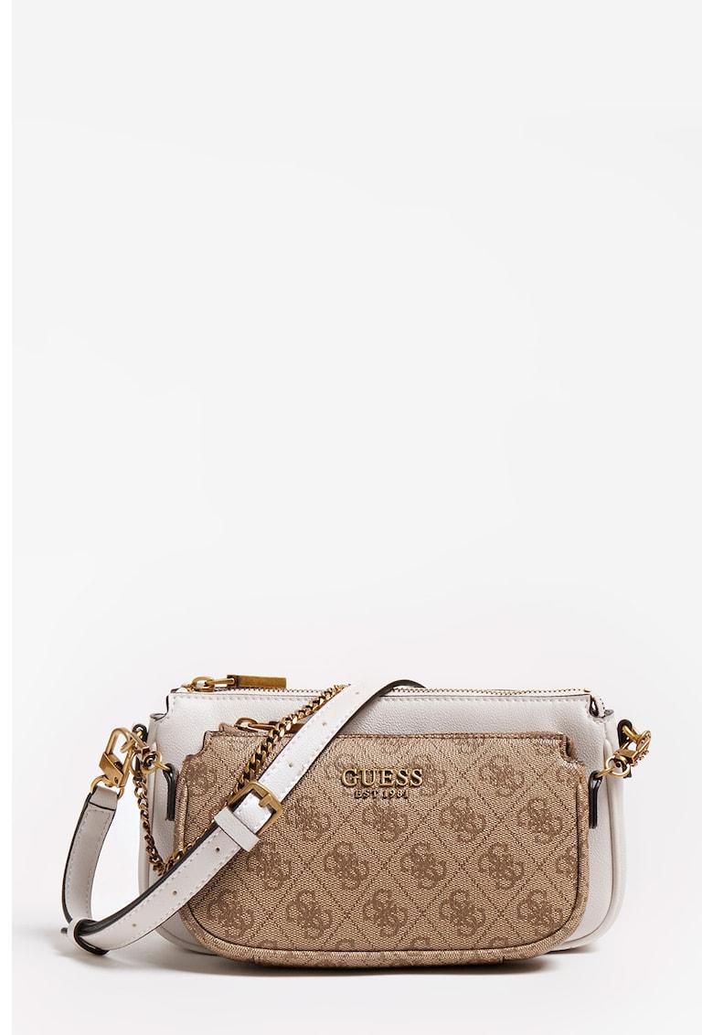Set de geanta si etui de piele ecologica Mika poza fashiondays