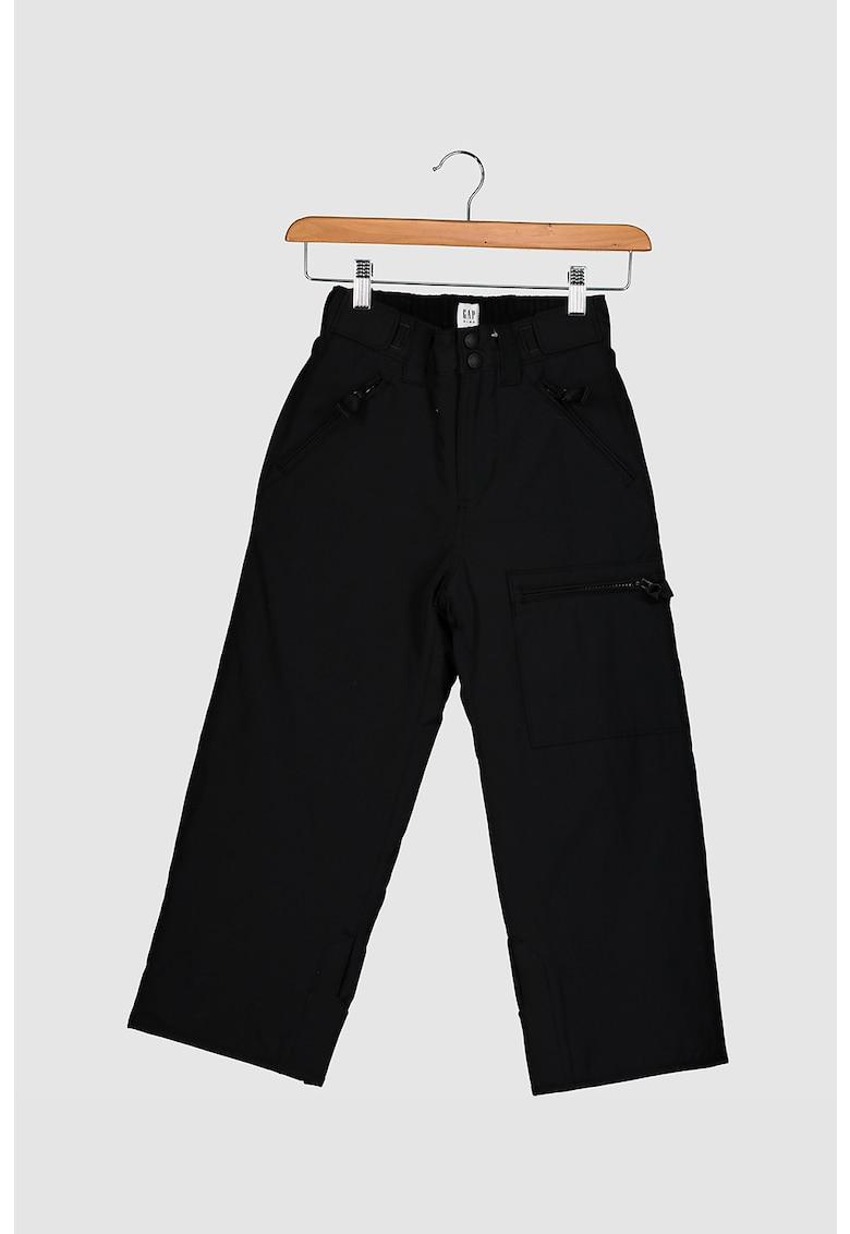 Pantaloni cu captuseala de fleeze si parazapezi GAP fashiondays.ro