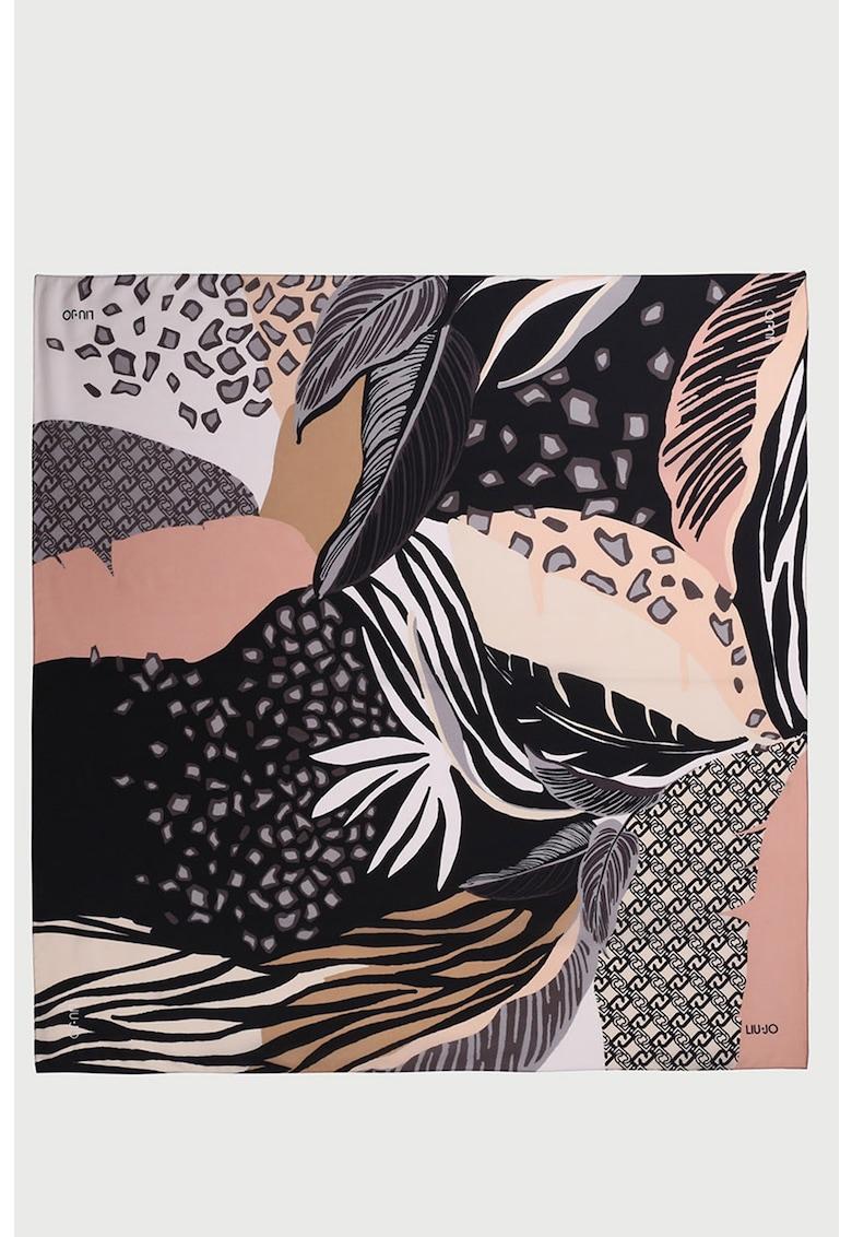 Liu Jo Esarfa cu model abstract